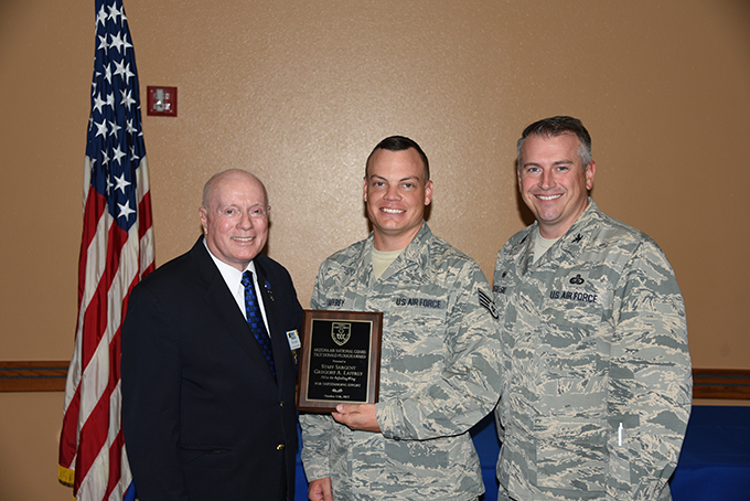Tempe Chamber of Commerce honors two Airmen